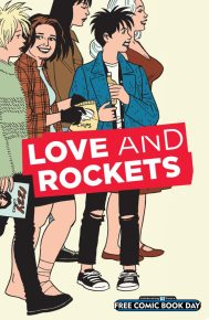Love and Rockets FCBD 2016
