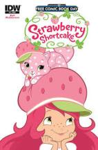 Strawberry Shortcake FCBD 2016