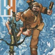 A&A-The Adventures of Archer and Armstrong 1