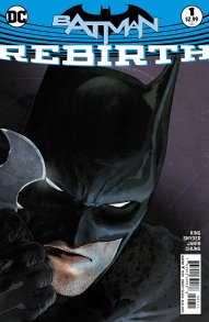 Batman Rebirth 1
