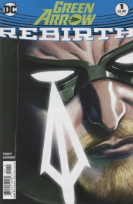 Green Arrow Rebirth 1