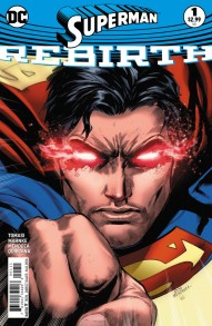 Superman Rebirth 1