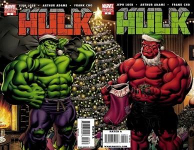 hulk-christmas-variants