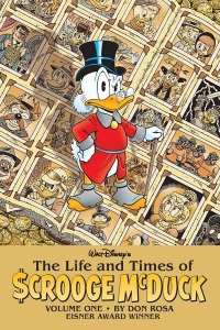 Life and Times of Scrooge McDuck V1