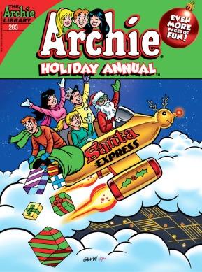 Archie Comics Double Digest 283