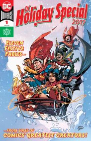 DC Holiday Special 2017