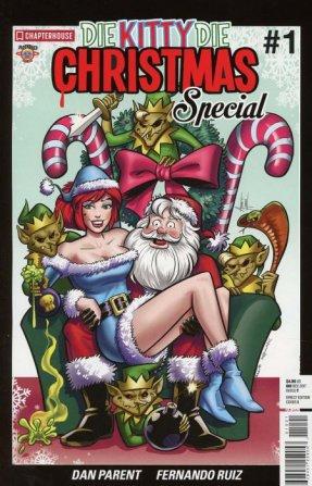 Die Kitty Die Christmas Special 1