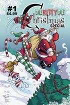 Die Kitty Die Christmas Special 1a