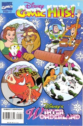 Disney Comic Hits 5