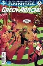 Green Arrow v5 Annual 1