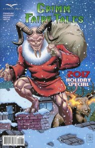 Grimm Fairy Tales 2017 Holiday Special