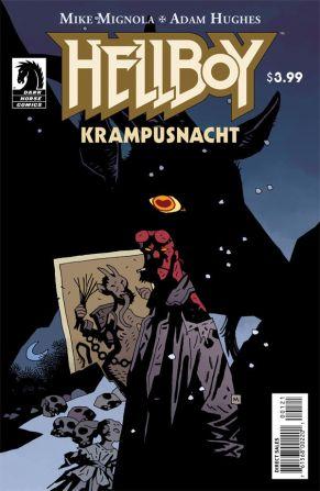 Hellboy-Krampusnacht Mignola
