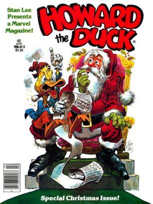 Howard the Duck Magazine 3