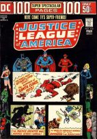 Justice League of America 110