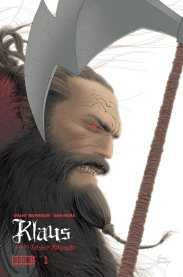 Klaus and the Crisis in Xmasville 1 Quitely