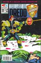 Law of Dredd 22