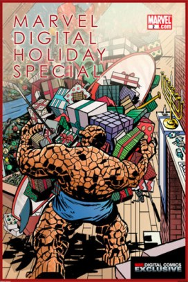 Marvel Digital Holiday Special 2