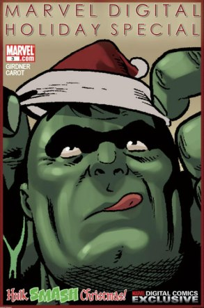Marvel Digital Holiday Special 2010 3