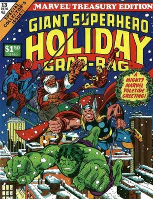 Marvel Treasury Edition 13