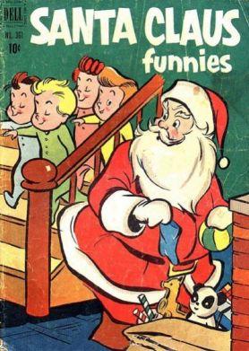 Santa Claus Funnies 8