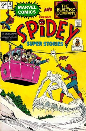 Spidey Super Stories 6