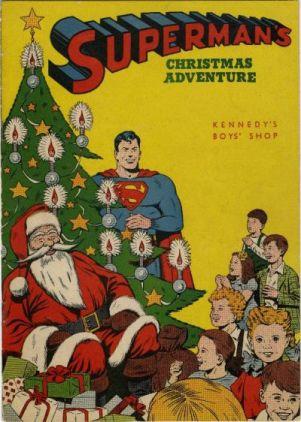 Superman's Christmas Adventure 2