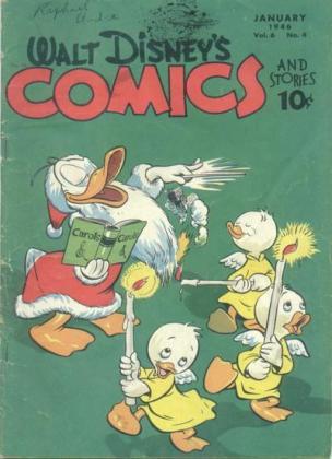 Walt Disney's Comics and Stories 64