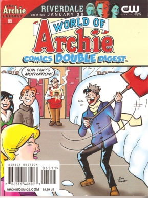 World of Archie Double Digest 65