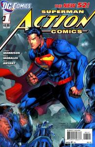 Action Comics v2 1a